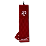 Texas A&M Aggies Embroidered Golf Towel