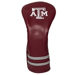 Texas A&M Aggies Vintage Golf Fairway Head Cover