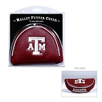 Texas A&M Aggies Mallet Golf Putter Cover