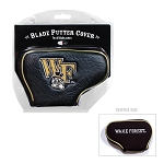 Wake Forest Demon Deacons Blade Golf Putter Cover