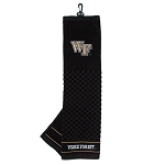 Wake Forest Demon Deacons Embroidered Golf Towel