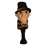 Wake Forest Demon Deacons Mascot Golf Head Cover
