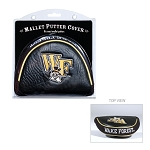 Wake Forest Demon Deacons Mallet Golf Putter Cover