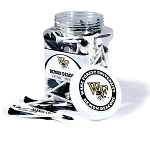 Wake Forest Demon Deacons Golf 175 Tee Jar