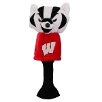 Wisconsin Badgers Mascot Golf Head Cover