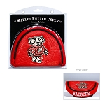 Wisconsin Badgers Mallet Golf Putter Cover