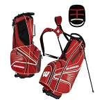 Wisconsin Badgers Gridiron III Stand Bag