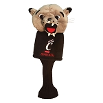 Cincinnati Bearcats Mascot Golf Head Cover