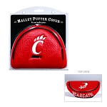 Cincinnati Bearcats Mallet Golf Putter Cover