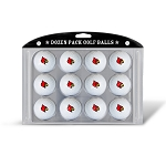 Louisville Cardinals Dozen Pack Golf Balls