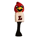 Louisville Cardinals Mascot Golf Head Cover