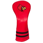 Louisville Cardinals Vintage Golf Fairway Head Cover