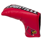 Louisville Cardinals Vintage Blade Golf Putter Cover
