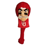 Oklahoma Sooners Mascot Golf Head Cover