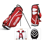 Oklahoma Sooners Golf Fairway Stand Bag
