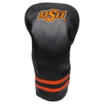 Oklahoma State Cowboys Vintage Golf Driver Head Cover