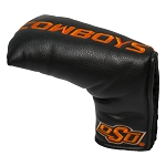 Oklahoma State Cowboys Vintage Blade Golf Putter Cover