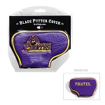 East Carolina Pirates Blade Golf Putter Cover