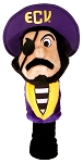 East Carolina Pirates Mascot Golf Head Cover