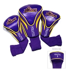 East Carolina Pirates Golf Contour 3 pack Head Covers