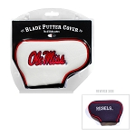 Mississippi Rebels Blade Golf Putter Cover