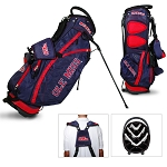 Mississippi Rebels Golf Fairway Stand Bag