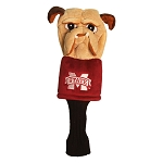 Mississippi State Bulldogs Mascot Golf Head Cover