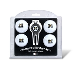 Missouri Tigers 4 Ball Divot Tool Golf Gift Set
