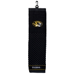 Missouri Tigers Embroidered Golf Towel