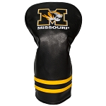 Missouri Tigers Vintage Golf Driver Head Cover