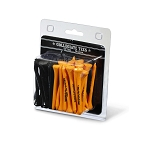 Missouri Tigers Golf 50 Imprinted Tee Pack