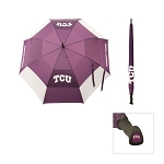 Texas Christian University Horned Frogs Team Golf Umbrella