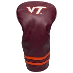 Virginia Tech Hokies Vintage Golf Driver Head Cover