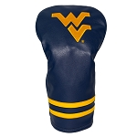 West Virginia Mountaineers Vintage Golf Driver Head Cover