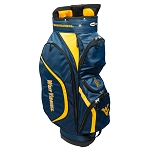 West Virginia Mountaineers Golf Clubhouse Cart Bag