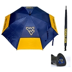 West Virginia Mountaineers Team Golf Umbrella