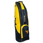 West Virginia Mountaineers Golf Travel Bag