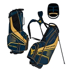 West Virginia Mountaineers Gridiron III Stand Bag
