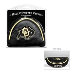 Colorado Buffalos Mallet Golf Putter Cover