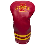 Iowa State Cyclones Vintage Golf Driver Head Cover