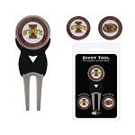 Iowa State Cyclones Golf Divot Tool Set