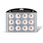 Syracuse Orange Dozen Pack Golf Balls