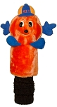 Syracuse Orange Mascot Golf Head Cover