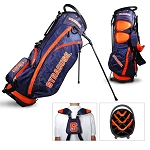 Syracuse Orange Golf Fairway Stand Bag