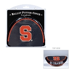 Syracuse Orange Mallet Golf Putter Cover