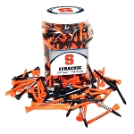 Syracuse Orange Golf 175 Tee Jar