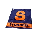 Syracuse Orange Woven Golf Towel
