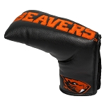 Oregon State Beavers Vintage Blade Golf Putter Cover