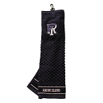 Rhode Island Rams Embroidered Golf Towel