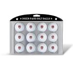 Harvard Crimson Dozen Pack Golf Balls